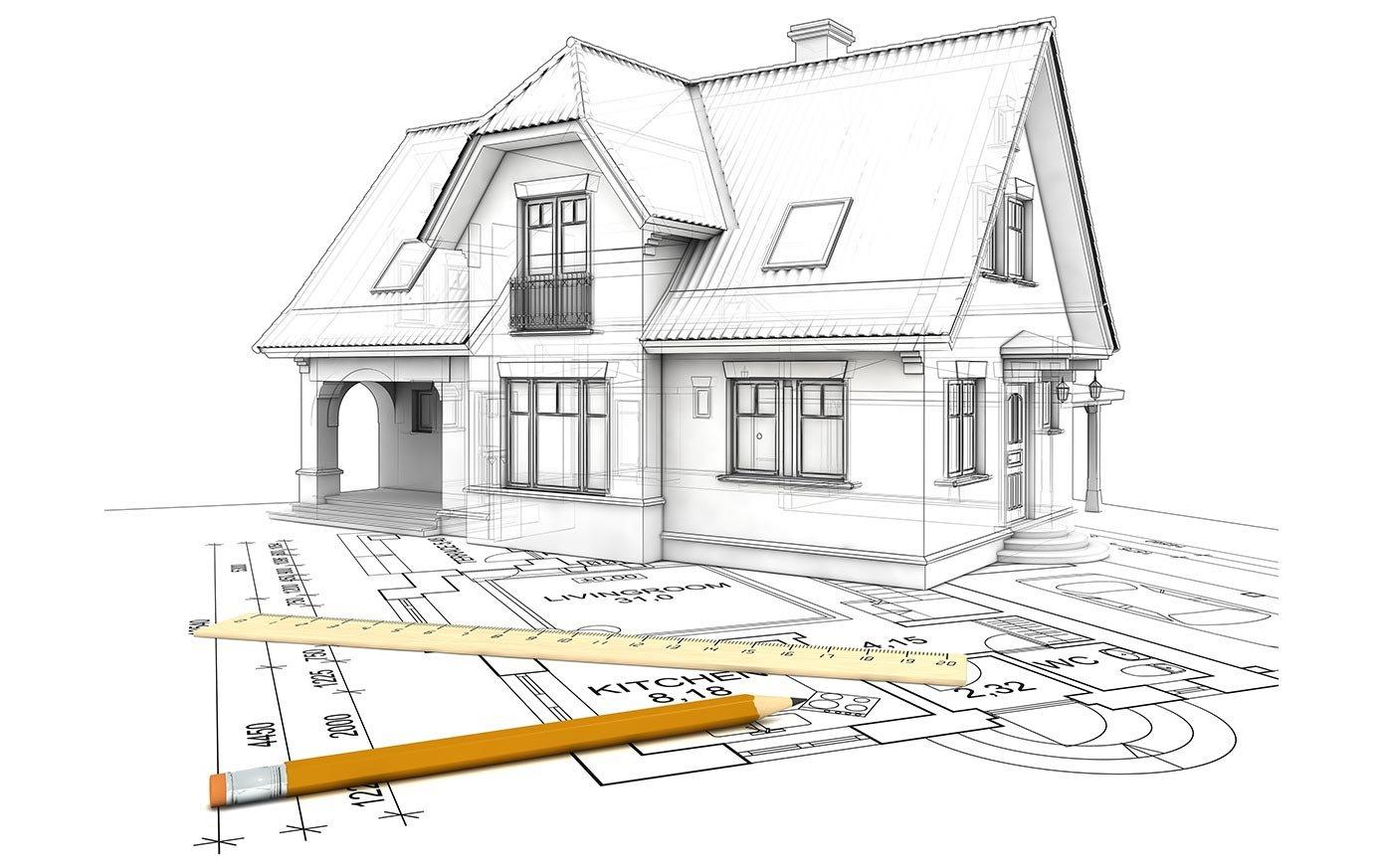 Архитектурное проектирование: зачем нужна разработка проекта дома?