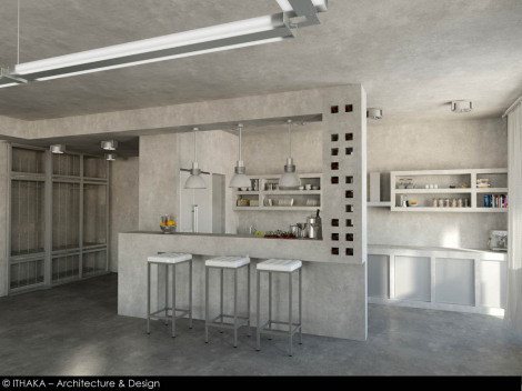 Дизайн-проект квартиры на Северном проспекте в г. Ереван