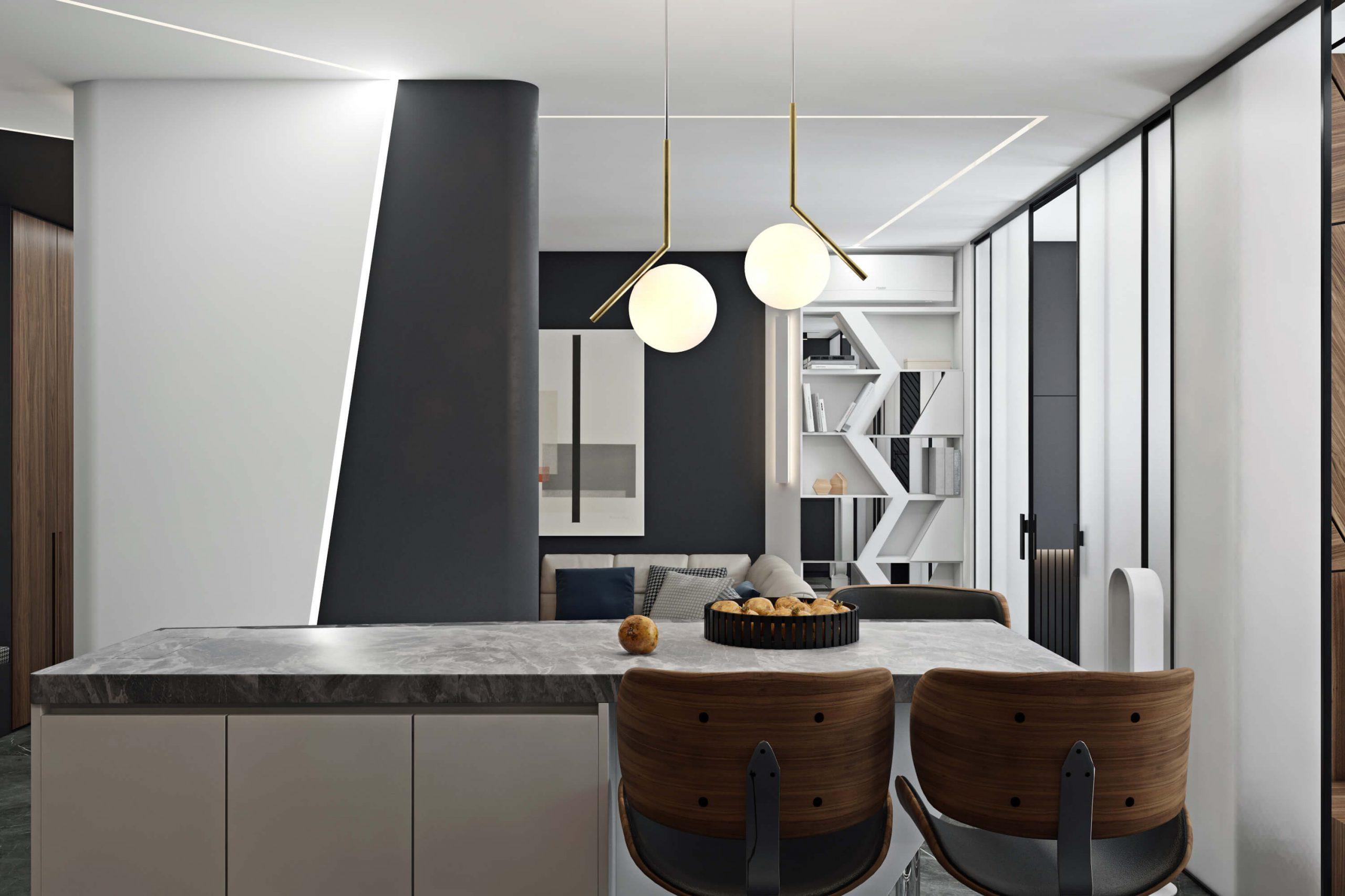 Дизайнерский ремонт квартиры: отличие дизайнерского ремонта от обычного ремонта