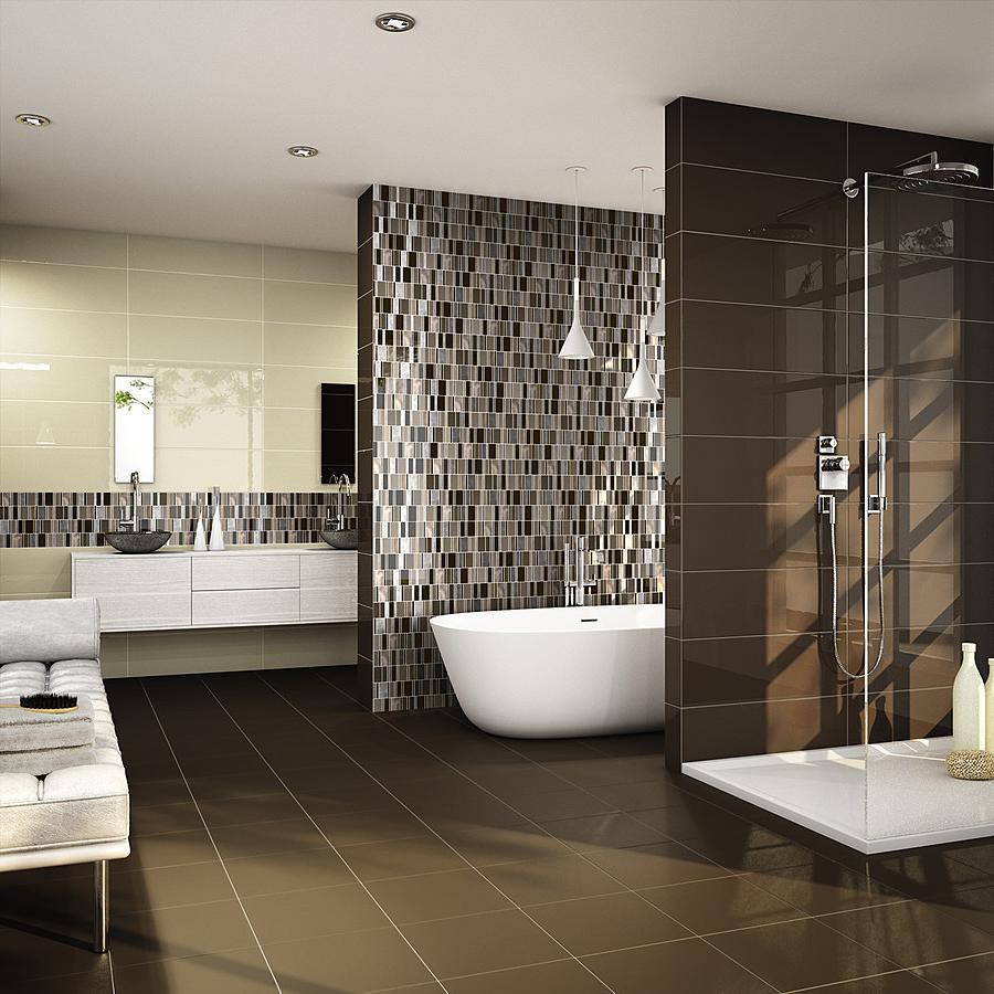 Интерьер большой ванной комнаты – оборудование, стиль и декор