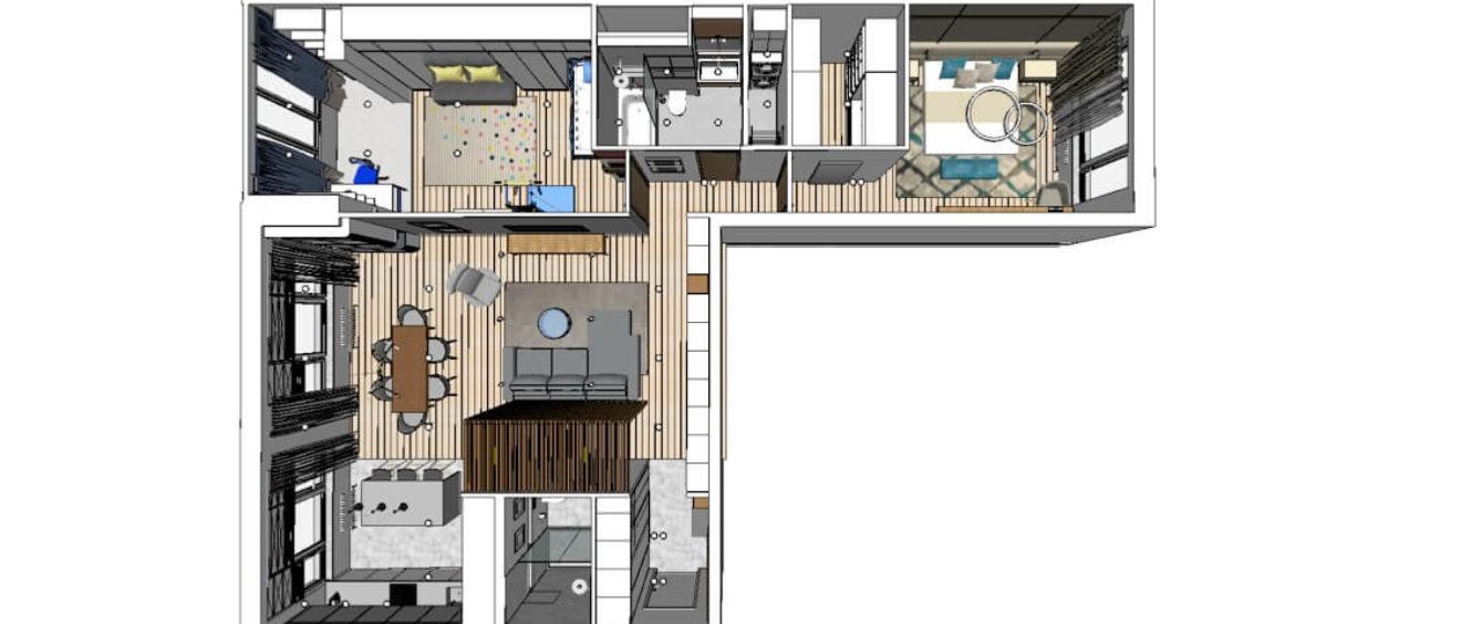 Как выбрать планировку квартиры для комфортной жизни