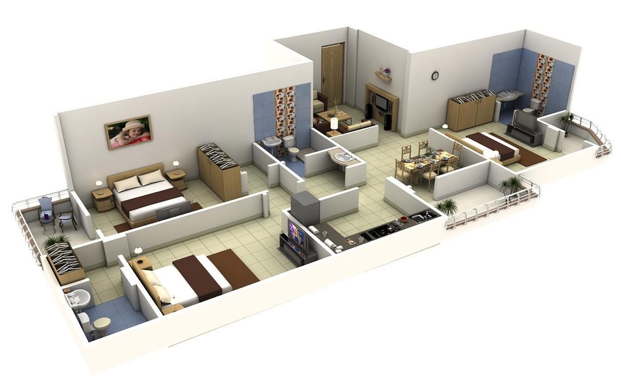Как выбрать планировку квартиры или дома?