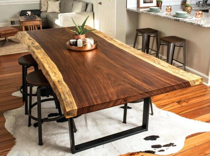 Мебель из цельной древесины: мебель из тика в современном интерьере