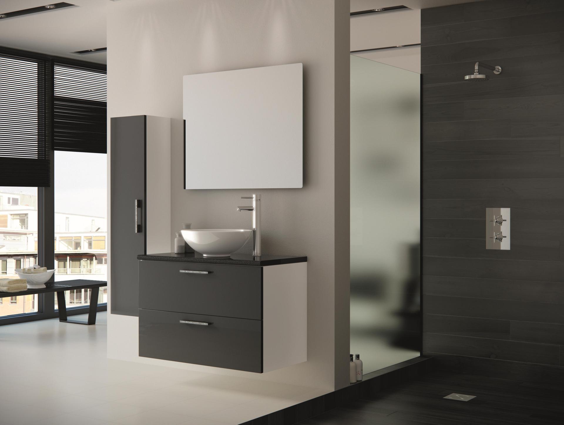 Мебель ванных комнат в интерьере