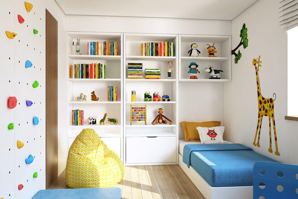 Особенности проектирования детской комнаты: функциональный дизайн детской для мальчика или девочки