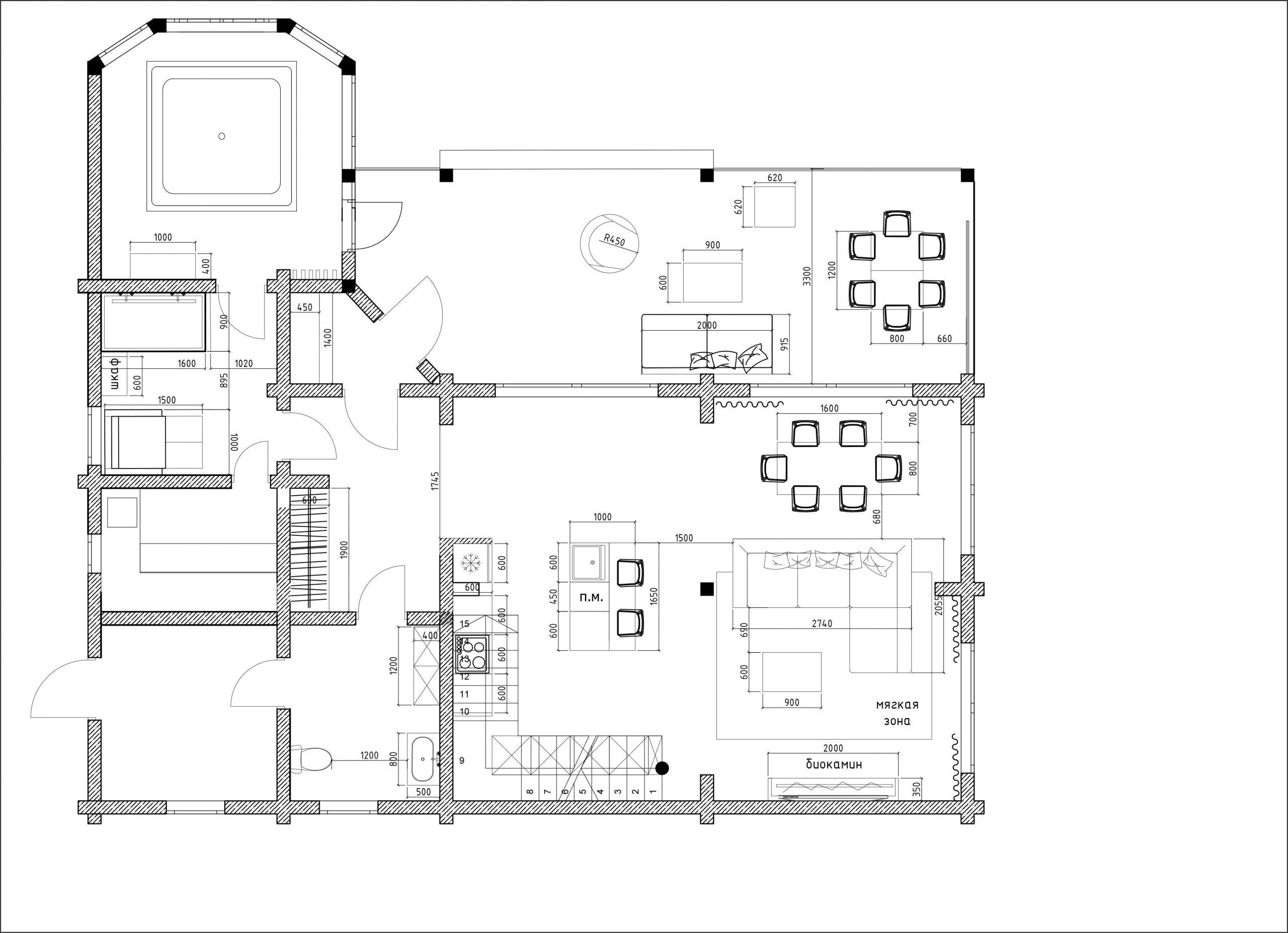 Планировка частного дома: как правильно выбрать и на что стоит обратить внимание при архитектурном проектировании дома?