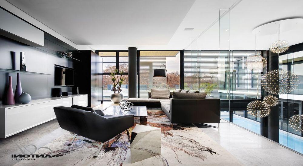Стиль хай-тек в интерьере квартир и домов