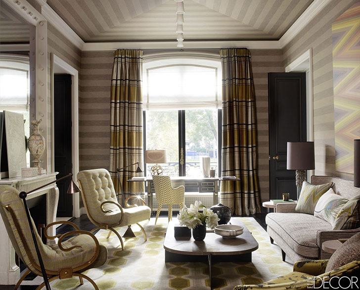 Стиль модерн в интерьере квартиры / дома