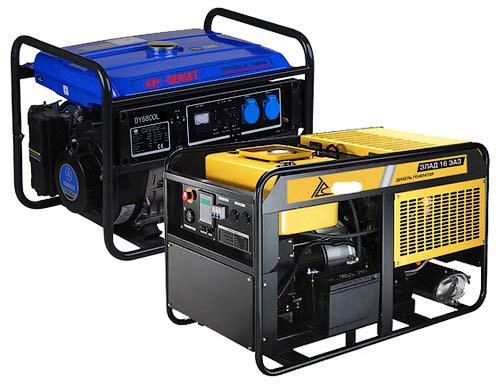 Преимущества использования дизельных генераторов