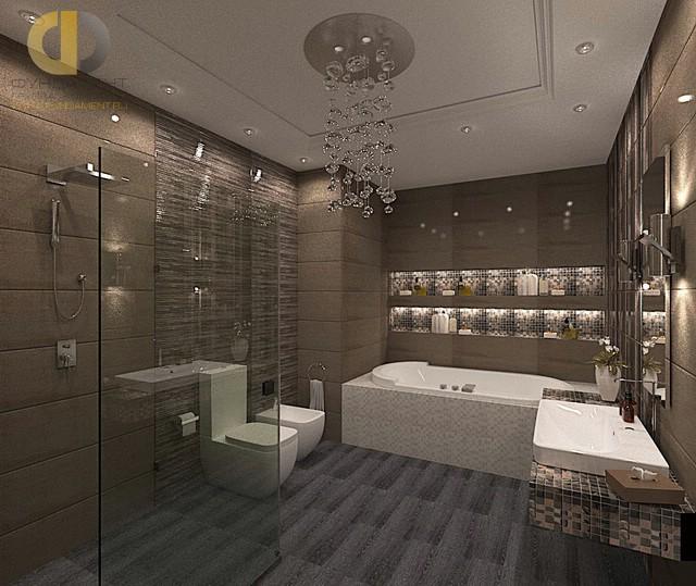 10 привлекательных идей для ванной комнаты