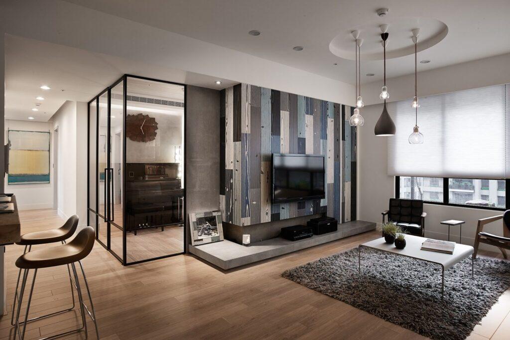 Преимущества дизайна квартиры под ключ