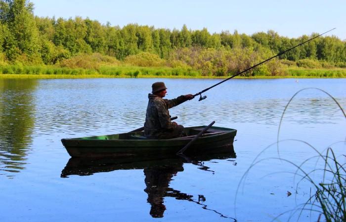 Основные преимущества рыбалки