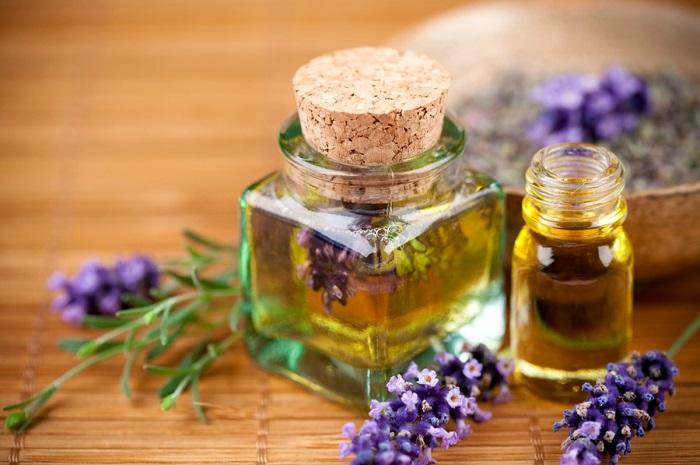 Приятный аромат в ванной поможет расслабиться. / Фото: telegra.ph