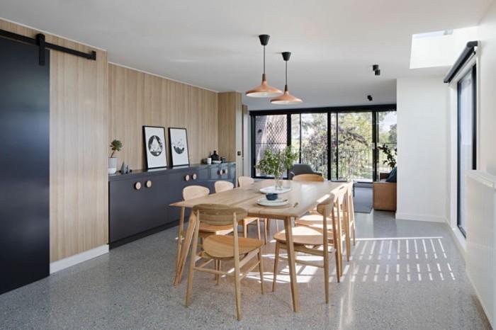 Мебель в дизайне интерьера.  Фото: inbetweenarchitecture.com.au.