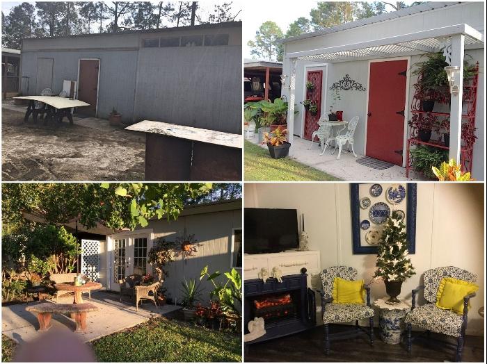 Творческие люди всегда смогут превратить заброшенное сооружение в прекрасный дом. humoras.net/ © Debbi W.