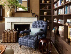 Изысканный роскошный декор и мебель для коттеджа на ранчо