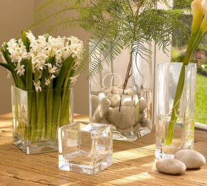 вазы для украшения дизайна интерьера